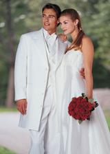 světlý oblek pro miláčka (inspirace z ciziny)