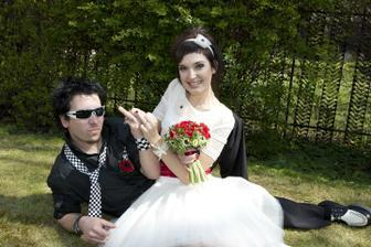 náš způsob svatby
