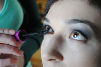 O dokonalém make-upu od Aničky Kaňové jsem už psala ;)