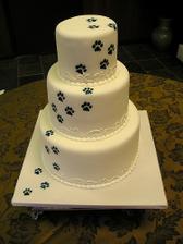 A takhle MĚL původně vypadat dort...