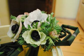 Pro svědkyni, aby ladila s nevěstou ;)