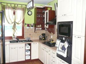 Kuchyna - prava strana