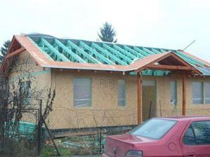 strecha zpredu bez skridle