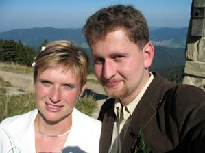 To jsme my dva v den svatby