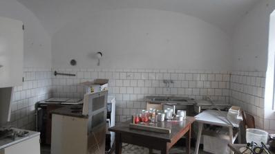 budoucí ložnice bývalá kuchyně