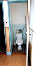 provizorní wc, hlavně že splní účel :-D