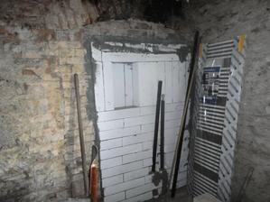 místo pro sprchový kout 120x80