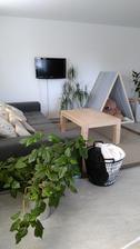 upgrade obývacího koutku :)