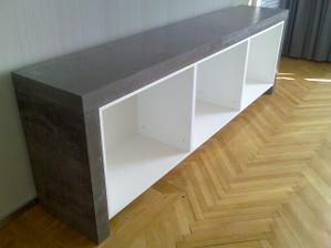 nabytok z betonu