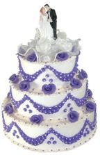 náš svatební dortík je už objednaný :-)
