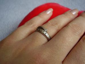 takhle vypadá na mojí ruce