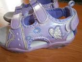 Detské sandálky pre dievčatko, 24