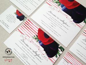 Naše :-) červenú obálku vyrobíme vlastnoručne :-)