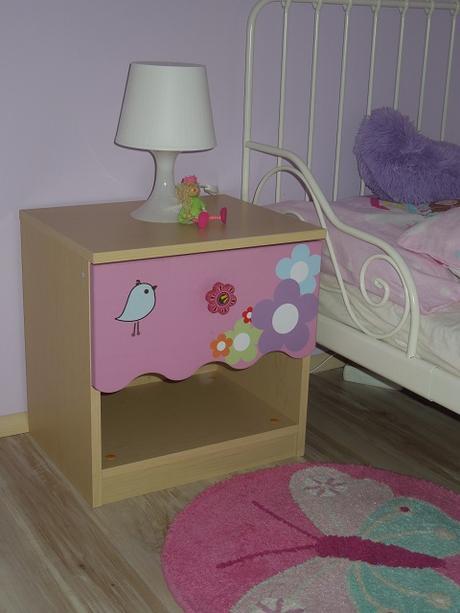 Detský nočný stolík - Obrázok č. 1