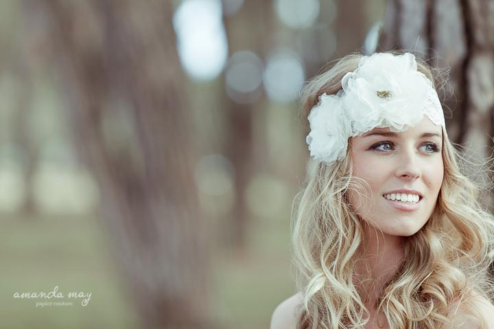 """""""Keby som sa mohla odviazať, moja svadba snov by vyzerala takto..."""" - Jednoduchý make-up :)"""