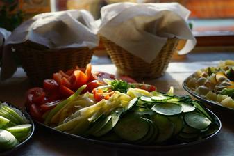 zeleninová mísa:)