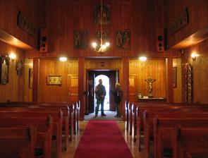 kostelík v Blansku
