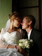 fotenie na zámku v deň svadby