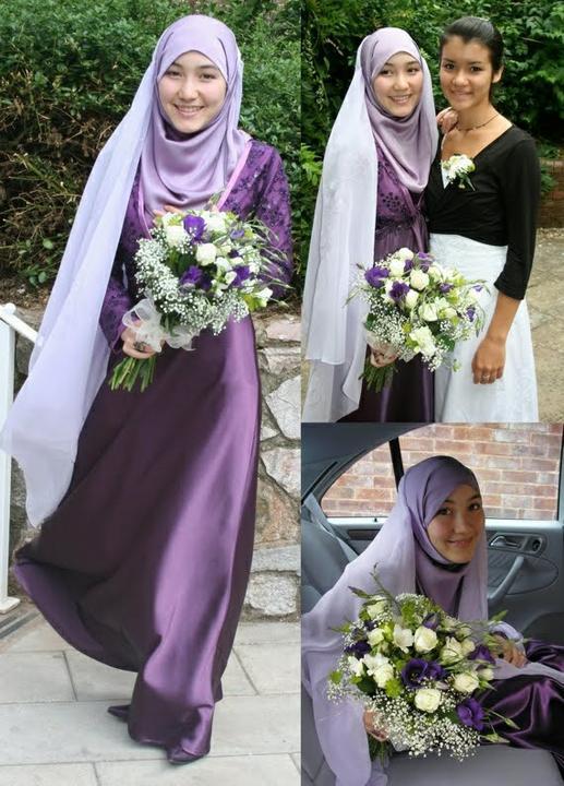 Svetová svadba! - Ďalšia Islamská nevesta