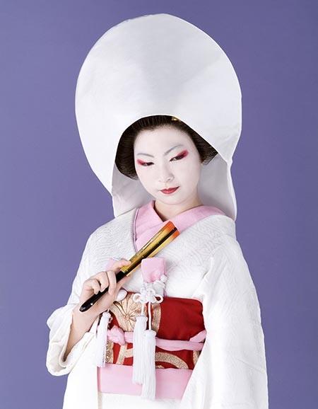 Svetová svadba! - Tradičná japonská nevesta