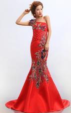 V Číne sa tradične vydávajú v červených šatách