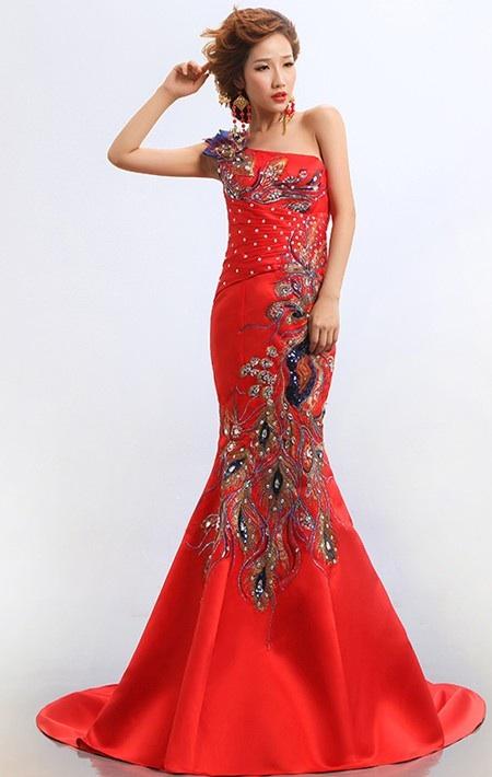 Svetová svadba! - V Číne sa tradične vydávajú v červených šatách