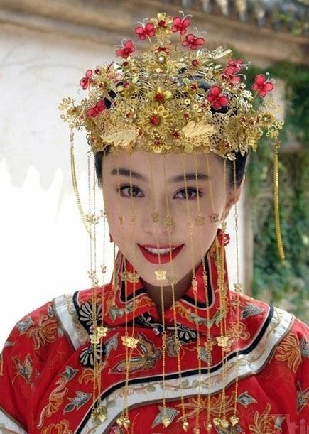 Svetová svadba! - Čínska nevesta
