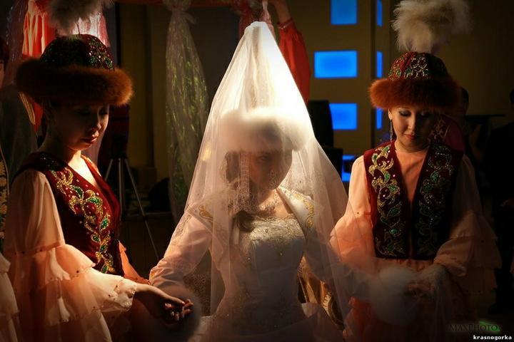 Svetová svadba! - Kazachstan
