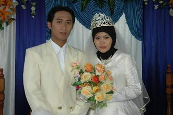 Ďalšia moslimská svadba