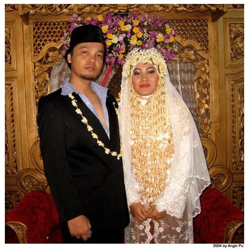Svetová svadba! - Indonezia