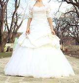 Svadobné šaty Elouise, 36