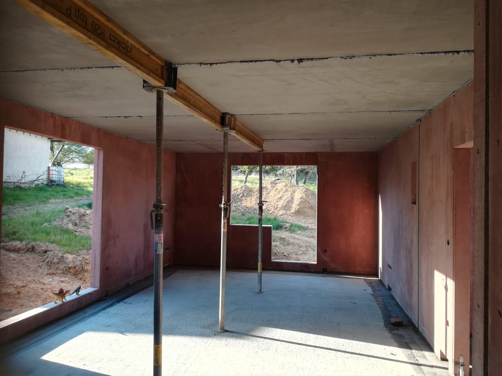 Výstavba s DJT (Liapor) - Obrázek č. 16