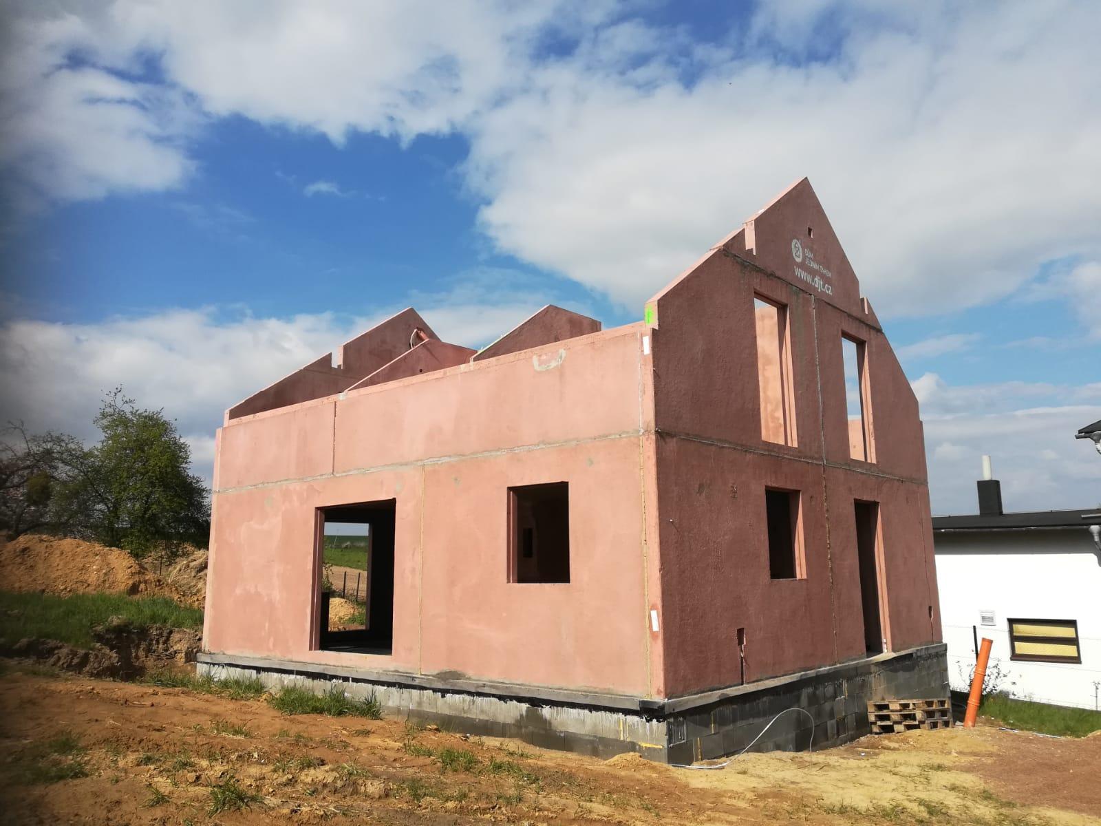 Výstavba s DJT (Liapor) - Obrázek č. 12