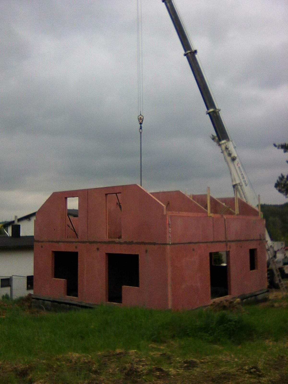 Výstavba s DJT (Liapor) - Obrázek č. 9