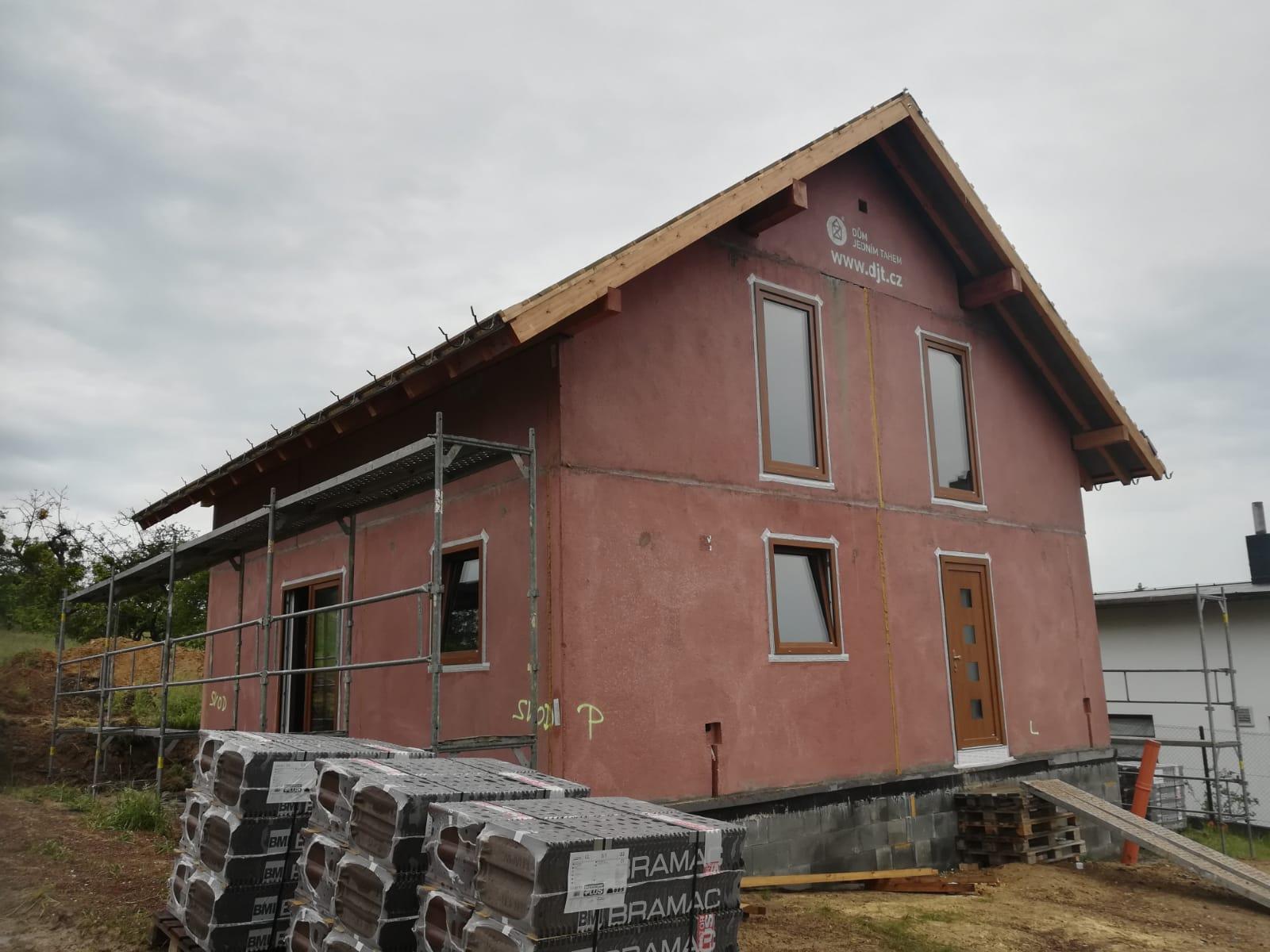 Výstavba s DJT (Liapor) - Obrázek č. 29