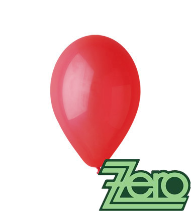 Balónky nafukovací Ø 26 cm červené 20 ks - Obrázek č. 1