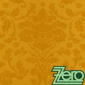 "Ubrousky 40x40cm ""AIRLAID"" 50 ks - zlaté ornamenty - Obrázek č. 1"