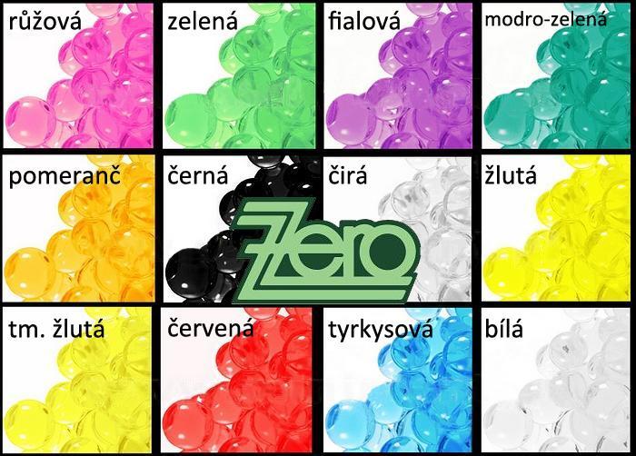 Vodní perly/gelové kuličky 10g - různé barvy - Obrázek č. 1