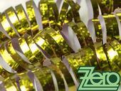 Serpentýny holografické 18 ks x 4 m - zlaté,