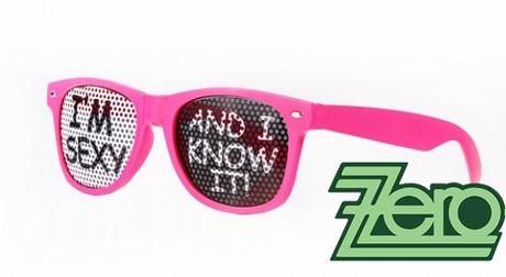 """Brýle párty """"I'm sexy and I know it"""" - Obrázek č. 2"""