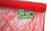 """Sizofiber """"pavučinka"""" 50 cm x 5 m - červená,"""