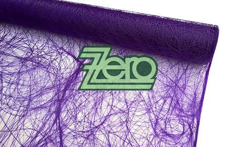 """Sizofiber """"pavučinka"""" 50 cm x 5 m - tm. fialová - Obrázek č. 1"""