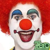 Nos klauna samodržící - červený,