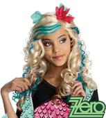 "Paruka ""Monster High"" - Lagoona Blue ,"