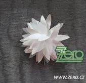 AKCE Vývazek svatební květ - bílá,