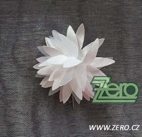 AKCE Vývazek svatební květ - bílá - Obrázek č. 1