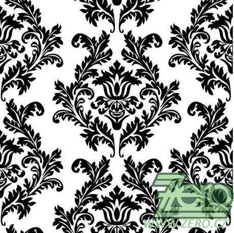 Ubrousky papírové s potiskem 20 ks - ornamenty - Obrázek č. 1