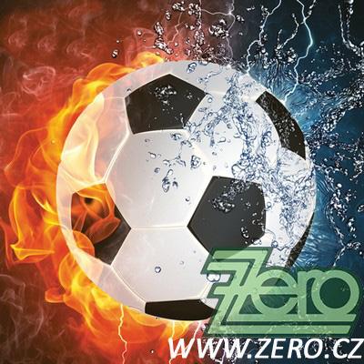 Ubrousky papírové s potiskem 20 ks - fotbal - Obrázek č. 1