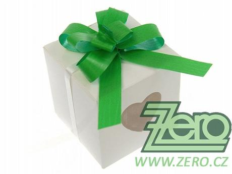 Mašle stahovací 1 cm (50 ks) - zelená - Obrázek č. 1