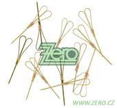 """Napichovátka bambusová """"srdce"""" (12 ks),"""